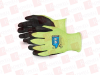 SUPERIOR GLOVE STAGHVPN-8 ( (PRICE/PAIR) TENACTIV GLOVE - HI-VIZ BLENDED HIGH PERFORMANCE FIBERS MICROPORE NITRILE PALM, ANSI A5 CUT,SIZE 8 ) -Image
