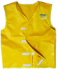 XXL Diffuse Air Vest with Unfolding Lapels, fits 46