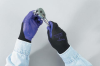 KleenGuard G40 Purple Nitrile Foam-Coated Gloves > SIZE - S > UOM - 12pr/bx -- 40225