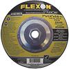 Type 28 Depressed Center Grinding Wheels.  Best - Flexon -- A5404H - Image