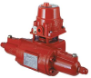 Heavy Duty Rack and Pinion Hydraulic Valve Actuators, RH Range
