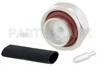 7/16 DIN Male Connector Solder Attachment for SPP-250-LLPL, Low PIM -- PE45424 -Image