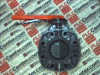 HAYWARD CPX16715 ( BUTTERFLY VALVE LEVER OPERATED 4INCH PVC VITON 316 ) -Image