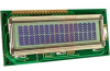 16 x 2 Character LCD Module, STN Gray, -40C to + 85C, w/ Heater, Transflec -- 70127476 - Image