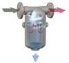 Gas Liquid Separator -- Type T Fabricated