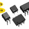 PhotoDMOS Relay -- 74 Series 400v