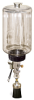 "(Formerly B1743-7X04), Electro Chain Lubricator, 1/2 gal Polycarbonate Reservoir, 1 1/2"" Round Brush Nylon, 120V/60Hz -- B1743-064B1NR41206W -- View Larger Image"