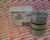ZERO MAX INC SC035-.500INX.500IN ( COUPLING DOUBLE FLEX 500MM X 500MM BORES ) -Image