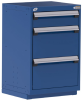 """Heavy-Duty Stationary Cabinet (with Compartments), 3 Drawers (24""""W X 27""""D X 36""""H) -- R5ACG-3401 -- View Larger Image"""