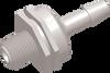 Thread to Barb Check Valve -- AP191227CV012SL -- View Larger Image
