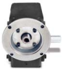 WORM GEARBOX, 2.62IN, 10:1 RATIO 182TC-FACE INPUT, RIGHT HAND SHAFT OUT -- WG-262-010-R