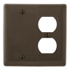 Standard Wall Plate -- NP138 - Image