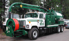 Combination Machine -- 9 Yard Combination Sewer Cleaner