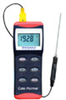 Digi-Sense Calibrated Thermocouple Thermometer with Memory -- GO-91210-05