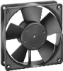 Axial Compact DC Fans -- 4314 V