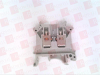 PHOENIX CONTACT UK4-TG ( DISCONTINUED BY MANUFACTURER, DISCONNECT TERMINAL BLOCK, 500V, 16AMP, SCREW CONNECTION, 24 - 12AWG, GRAY ) -- View Larger Image