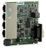 NI 9870E 4-PORT RS232 Serial Module Board-Only -- 780922-01 - Image