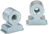 Steel Threaded Right Angle Fastener - Type RAS - Metric -- RAS-M4-9-9-ZI