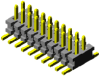 Micro Pitch Board-to-Board Systems Connectors -- FTMH Series - Image
