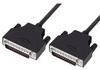 LSZH D-Sub Cable, DB25 Male / DB25 Male, 15.0 ft -- DSA00006-15F - Image