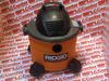 RIDGID TOOL WD0970 ( VAC WET/DRY 2.5HP 9-GALLON 8.2AMP 120VAC 60HZ ) -Image