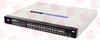LINKSYS SRW224P ( SWITCH, 24PORT, 2-PORT GIGABITE SWITCH, 100-240V, 3A, 50/60HZ ) -Image