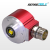 Integrated Coupling - Absolute Programmable Encoder CMK 58mm