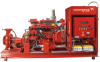 End-suction Pump for Fire Sprinkler Applications -- Fire Systems - Image