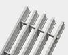 Slip Resistant Grating -- Aluminum