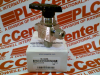SS 1-PIECE 40 SERIES 3-WAY BALL VALVE 2.0 CV 3/8 IN. SWAGELOK TUBE FITTING -- SS44XS6