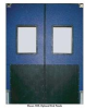 Ruff Tuff II Doors - Single & Double Sets -- HRT2S4884-TDB-BLU -Image