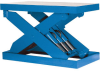 Heavy Duty Single Scissor Lift Table -- HDVW-0824 -- View Larger Image