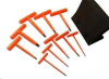 10pc.T-Handle Hex Wrench Set -- HKS-10T120 - Image