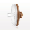 Hydrophilic Filter, Female Luer Lock Inlet, Male Luer Lock Outlet -- 28308 -Image