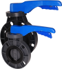 Manual Butterfly Valves -- BYC Series