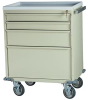 24 Inch Cabinet Four Drawer with Key Lock Standard Pack.. -- E24-4K - Image