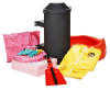 PIG HazMat Spill Kit in Truck-Mount Container -- KIT396