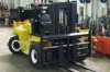 Pneumatic Tire Internal Combustion Forklift, Elwell-Parker - Image