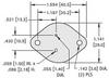 Transistor Insulators -- 4662 -Image