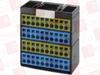 MURR ELEKTRONIK 56080 ( POTENTIAL TERMINAL BLOCK YE BLUE YE BLUE ) -- View Larger Image