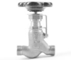 Shut-Off Valve, PN 40 -- LD
