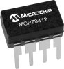 Battery-Backed I2C Real-Time Clock/Calendar with Pre-Programmed EUI-64™ MAC ID -- MCP79412 - Image