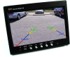Rostra 250-8214 Sentry Pro-Grade Camera System LCD Monitor, 7-inch Screen with Windshield Mount -- 93000 -Image