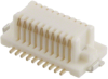 Rectangular Connectors - Arrays, Edge Type, Mezzanine (Board to Board) -- H11721DKR-ND -Image