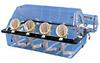 818-GBB - Plas-Labs 818-GB Basic Dual-User Glove Box, 76