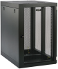 SmartRack 18U Heavy-Duty Low-Profile Server-Depth Side-Mount Wall-Mount Rack Enclosure Cabinet -- SRW18UHD -- View Larger Image