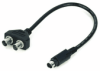 S-Video to BNC Cable Adapter -- CB-2