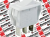PRICE/EA (MIN PURCH= 1000) - SWITCH, ROCKER, SPDT, 16A, 250V, BLACK; CONTACT CONFIGURATION:SPDT; SWITCH OPERATION:ON-OFF-ON; CONTACT CURRENT MAX:16A; -- CG103J12S205QF