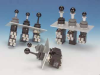 Spring-Return Joystick (30.5 mm Diameter) -- WKT Series