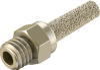 Pneumatic muffler -- AMTE-M-LH-U10 -Image